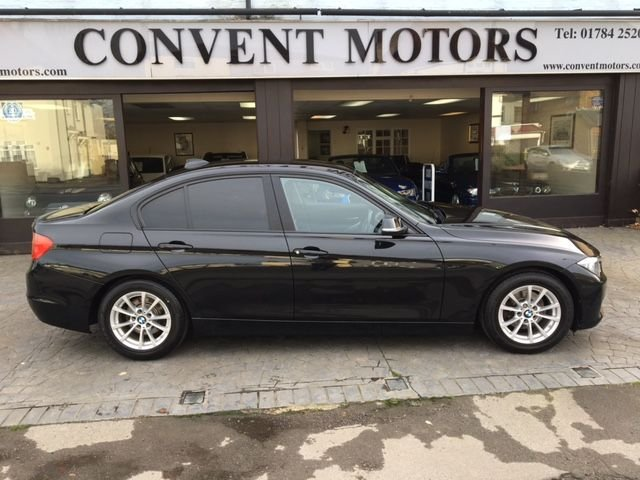 USED 2014 14 BMW 3 SERIES 2.0 320D EFFICIENTDYNAMICS BUSINESS 4d 161 BHP