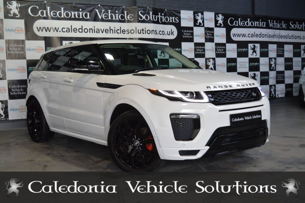 USED 2011 61 LAND ROVER RANGE ROVER EVOQUE 2.2 SD4 DYNAMIC 5d 190 BHP AMAZING EXAMPLE, A REAL HEAD TURNER, COMES COMPLETE with 12 MONTHS MOT & SERVICE HISTORY