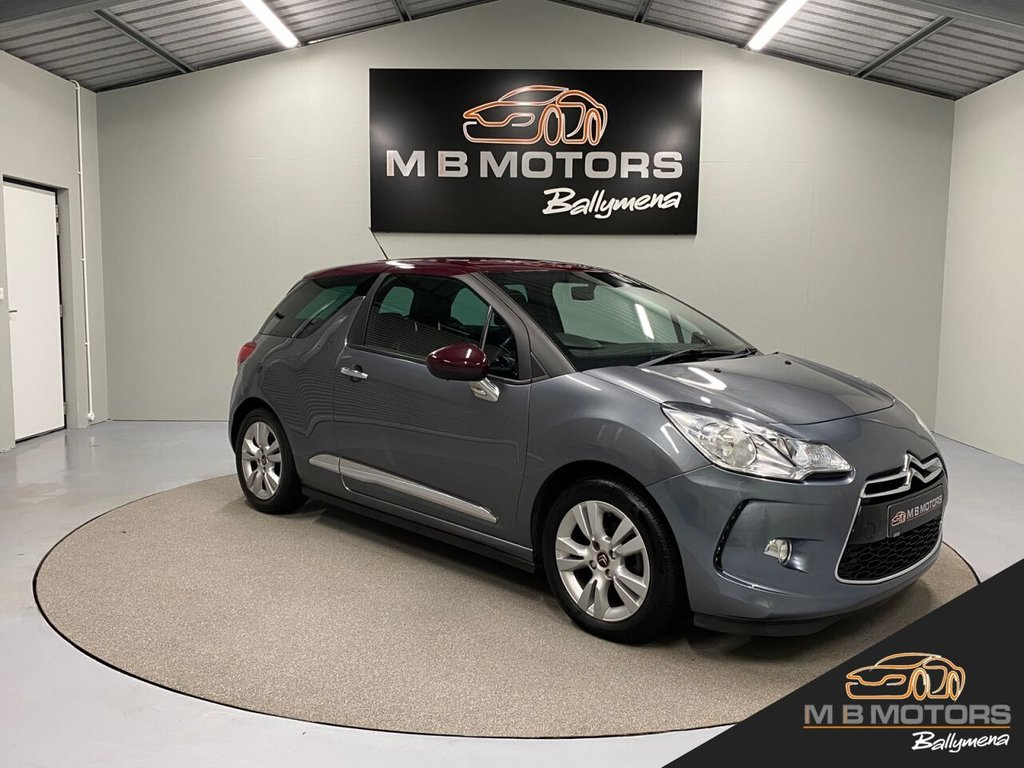 USED 2011 CITROEN DS3 DSTYLE 1.6 3d 120 BHP AUTOMATIC
