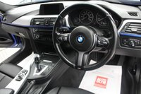 USED 2013 13 BMW 3 SERIES 2.0 320D M SPORT TOURING 5d 181 BHP SAT/NAV, BLUETOOTH, AUTOMATIC