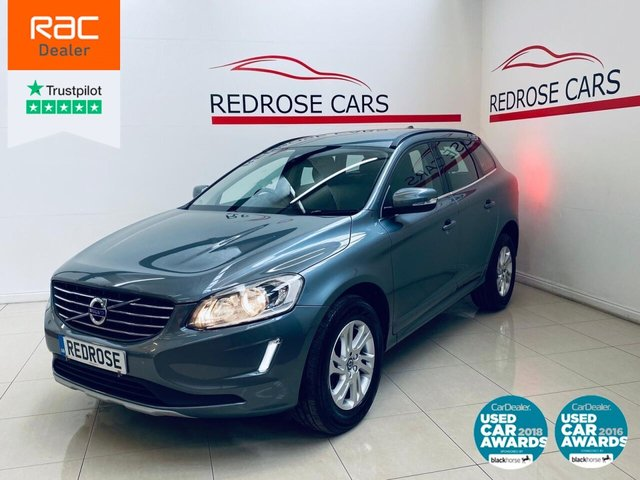 USED 2016 66 VOLVO XC60 2.0 D4 SE NAV 5d 188 BHP FULL SRVC, 2 KEYS, NICE CAR