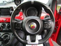 USED 2016 66 ABARTH 500 1.4 595 3d 144 BHP ** ONLY 12,812 MILES ***