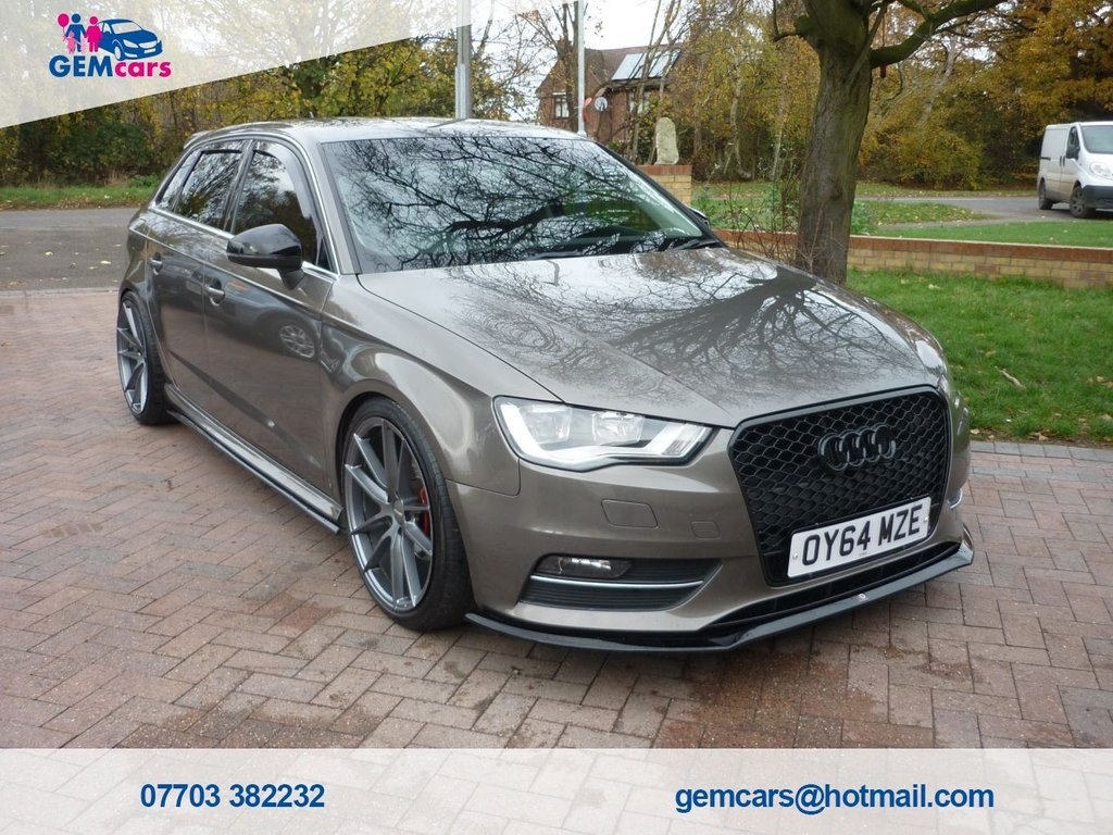 USED 2014 64 AUDI A3 2.0 TDI SPORT 5d 148 BHP FREE HOME DELIVERY AVAILABLE*