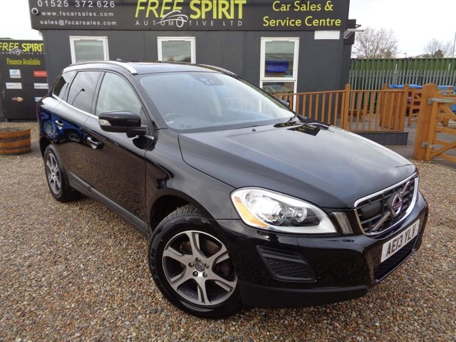 USED 2013 13 VOLVO XC60 2.4 D5 SE Lux Nav Geartronic AWD 5dr Panoramic roof, Nav, Bluetooth