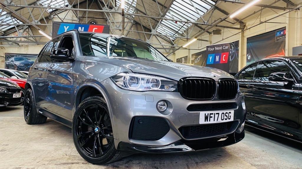 USED 2017 17 BMW X5 3.0 40d M Sport Auto xDrive (s/s) 5dr PERFORMANCEKIT+20S+SOFTCLOSE!