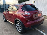 USED 2016 16 NISSAN JUKE 1.5 TEKNA DCI 5d 110 BHP ** OPEN FOR CLICK & COLLECT **