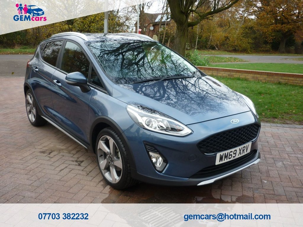 USED 2020 69 FORD FIESTA 1.0 ACTIVE 1 5d 99 BHP FREE HOME DELIVERY AVAILABLE*