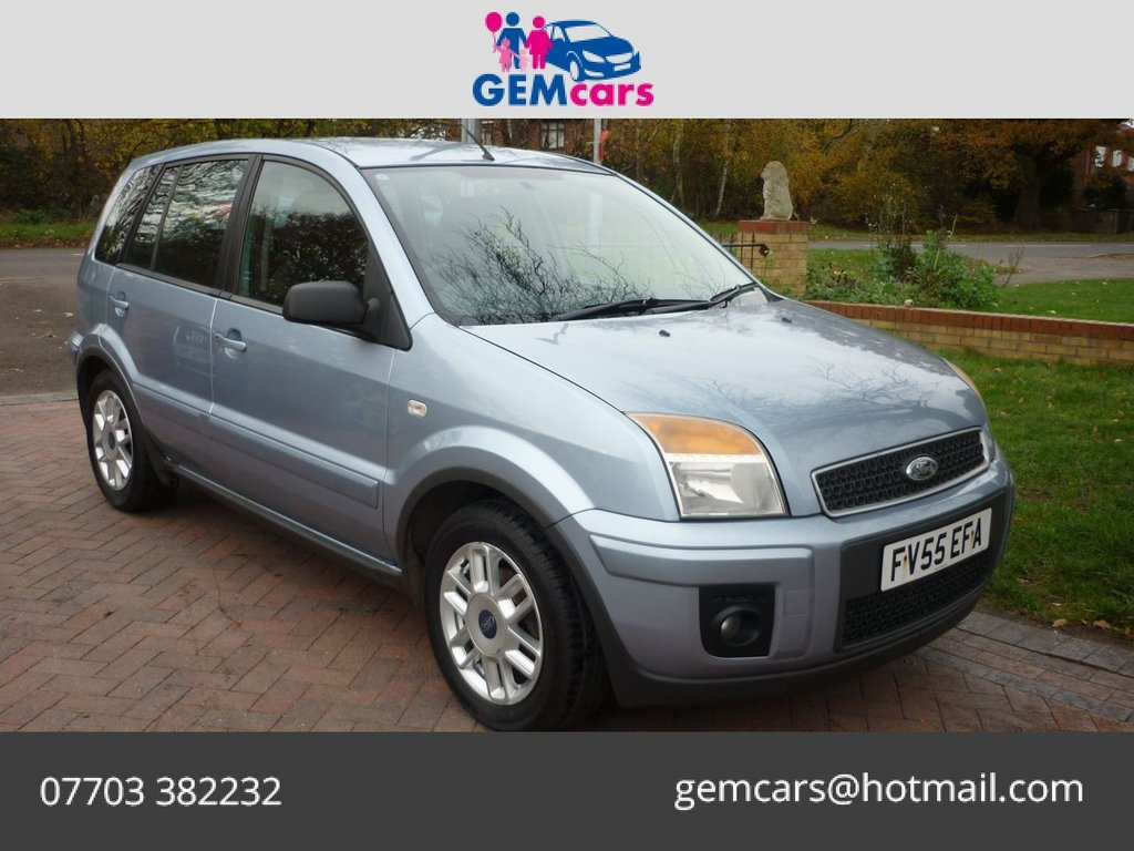 USED 2005 55 FORD FUSION 1.4 ZETEC CLIMATE 5d 78 BHP FREE HOME DELIVERY AVAILABLE*