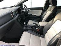 USED 2018 18 KIA SPORTAGE 1.6 GT-LINE 5d 174 BHP 1 OWNER, FULL KIA HISTORY !!