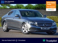 USED 2017 17 MERCEDES-BENZ E-CLASS 2.0 E 200 D SE 4d 148 BHP FULL Mercedes Benz Main Dealer Service