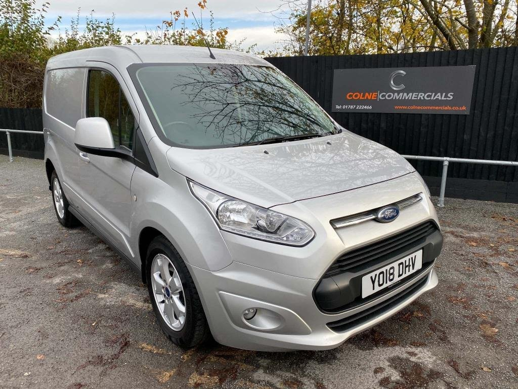 USED 2018 18 FORD TRANSIT CONNECT 1.5 TDCi 200 Limited L1 5dr **EURO 6**120 PS**AIR-CON**