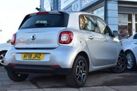 USED 2018 18 SMART FORFOUR 0.9 PRIME PREMIUM T 5d 90 BHP FINANCE FROM £199 PER MONTH £0 DEPOSIT