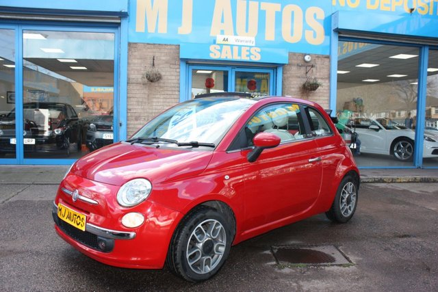 USED 2009 59 FIAT 500 1.2 C POP 3dr 69 BHP CLICK AND COLLECT AVAILABLE | ASK ABOUT DELIVERY