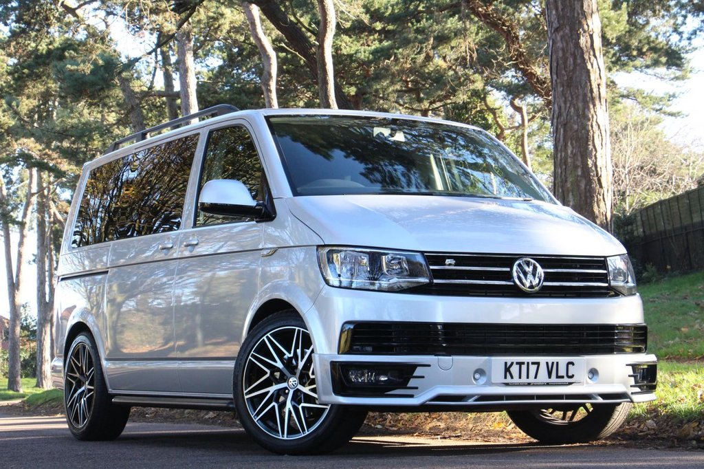 USED 2017 17 VOLKSWAGEN CARAVELLE 2.0TSI BMT 204 BHP