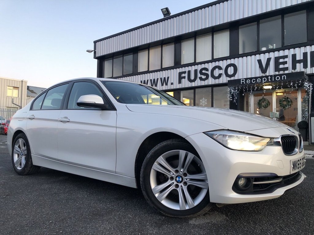 USED 2016 65 BMW 3 SERIES 1.5 318I SPORT 4d 135 BHP £222 a month, T&C's apply.