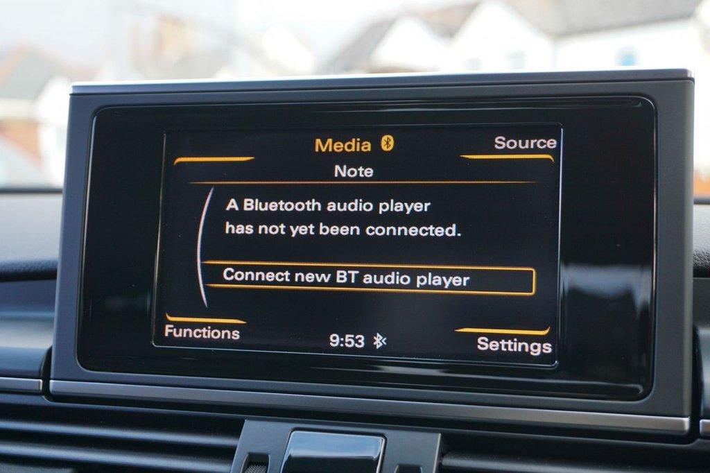 USED 2013 13 AUDI A7 3.0L TDI S LINE 5d AUTO 201 BHP