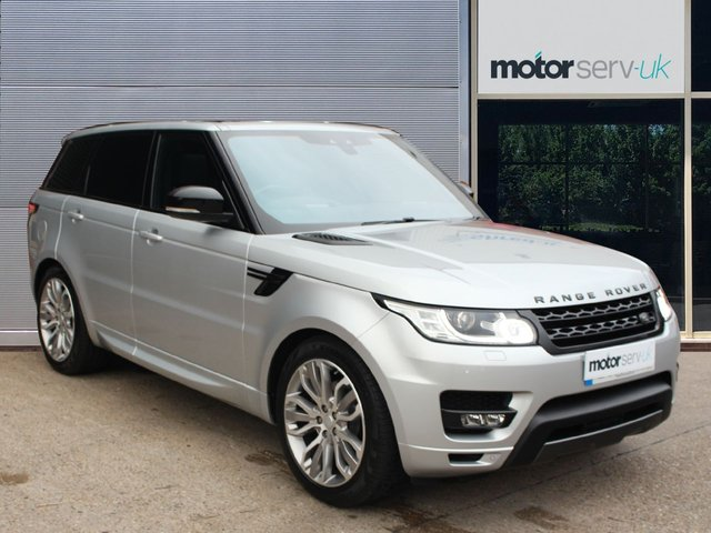 USED 2017 17 LAND ROVER RANGE ROVER SPORT 3.0 V6 SC HSE DYNAMIC 5d 335 BHP