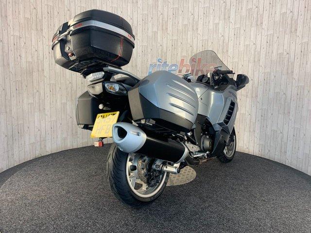 KAWASAKI GTR1400 at Rite Bike