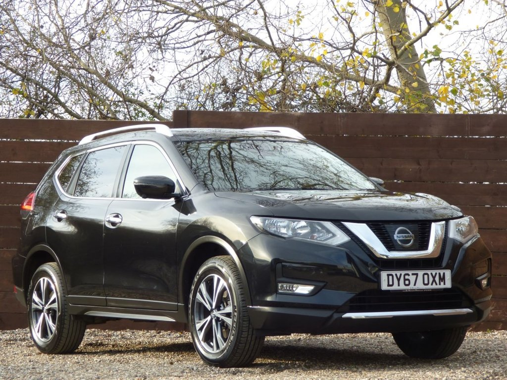 USED 2017 67 NISSAN X-TRAIL 1.6 DCI N-CONNECTA 5d 130 BHP