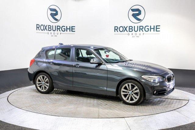 USED 2016 66 BMW 1 SERIES 2.0 120D SPORT 5d 188 BHP