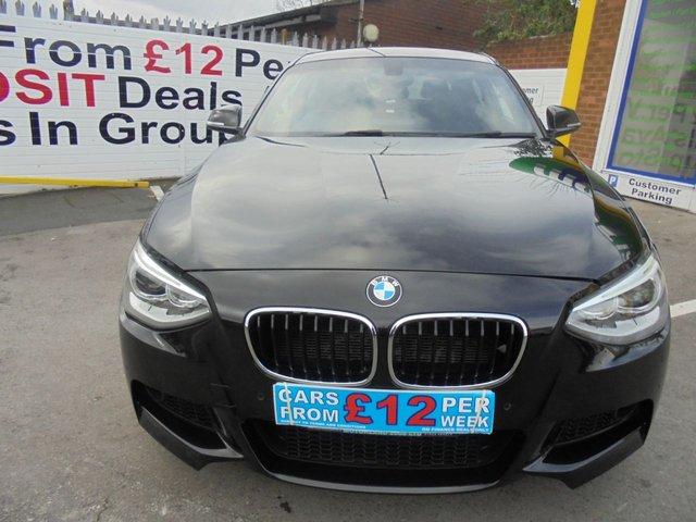 USED 2012 62 BMW 1 SERIES 2.0 118D M SPORT 3d 141 BHP