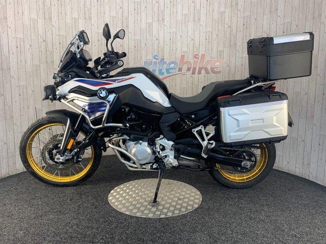 BMW F850GS at Rite Bike