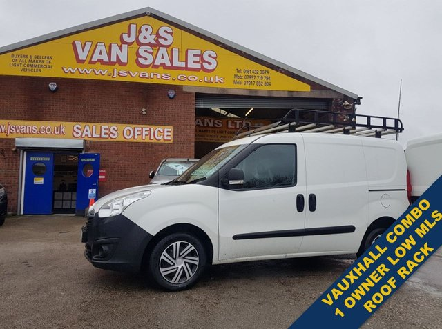 USED 2015 65 VAUXHALL COMBO LIFE L1H1 CDTI S/S ECOFLEX SWB 1 OWNER ROOF RACK ###### BIG STOCK EURO 6 OVER VANS OVER 100 ON SITE #######