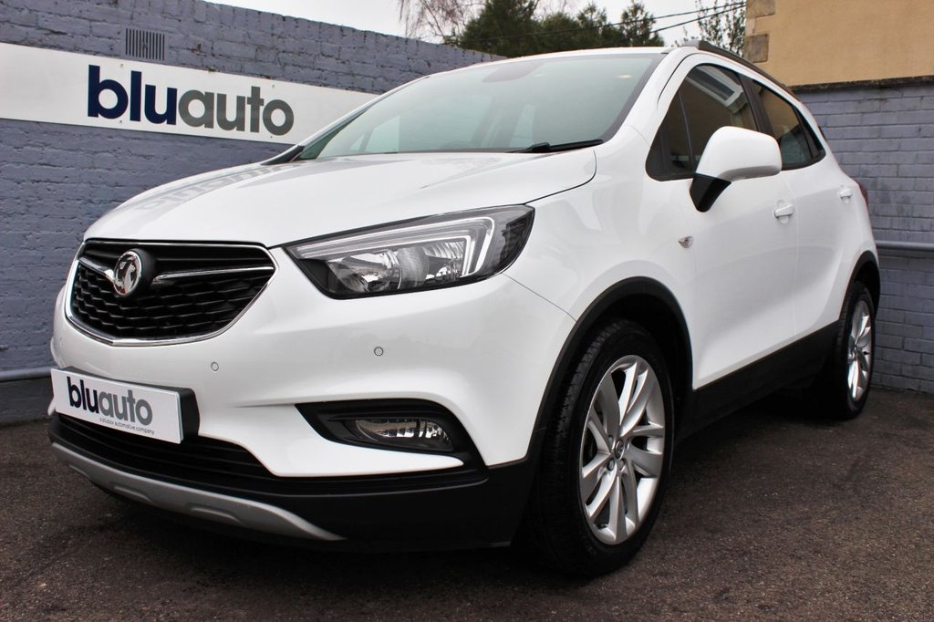 USED 2016 66 VAUXHALL MOKKA X 1.4 ACTIVE S/S 5d 138 BHP 2 Owners, Full Service History,