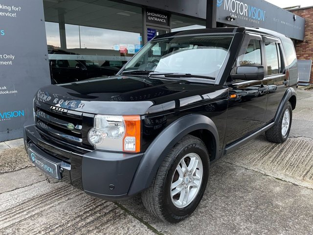 2005 05 LAND ROVER DISCOVERY 2.7 3 TDV6 5 SEATS 5d 188 BHP