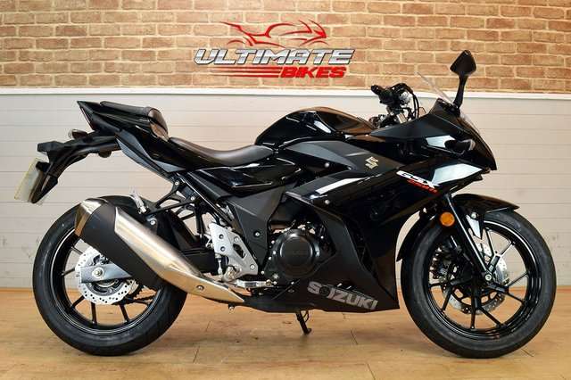 USED 2020 20 SUZUKI GSX 250 R  - FREE DELIVERY AVAILABLE