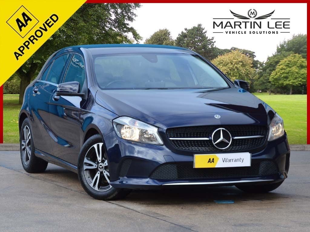 USED 2017 67 MERCEDES-BENZ A-CLASS 1.5 A 180 D SE 5d 107 BHP FINANCE SPECIAL OFFER CALL NOW