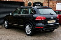 USED 2012 12 VOLKSWAGEN TOUAREG 3.0 V6 SE TDI BLUEMOTION TECHNOLOGY 5d AUTO 242 BHP
