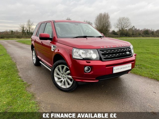 2013 63 LAND ROVER FREELANDER 2 2.2 TD4 XS 5d 150 BHP (FREE 2 YEAR WARRANTY)