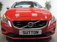 USED 2012 12 VOLVO V60 1.6 DRIVE R-DESIGN S/S 5d 113 BHP