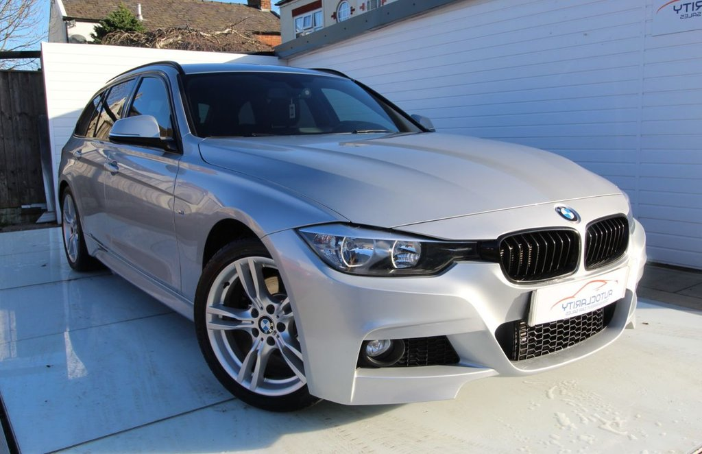 USED 2013 63 BMW 3 SERIES 2.0 320D M SPORT TOURING 5d 181 BHP Home Delivery/Click n Collect