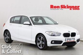 2017 BMW 1 SERIES}