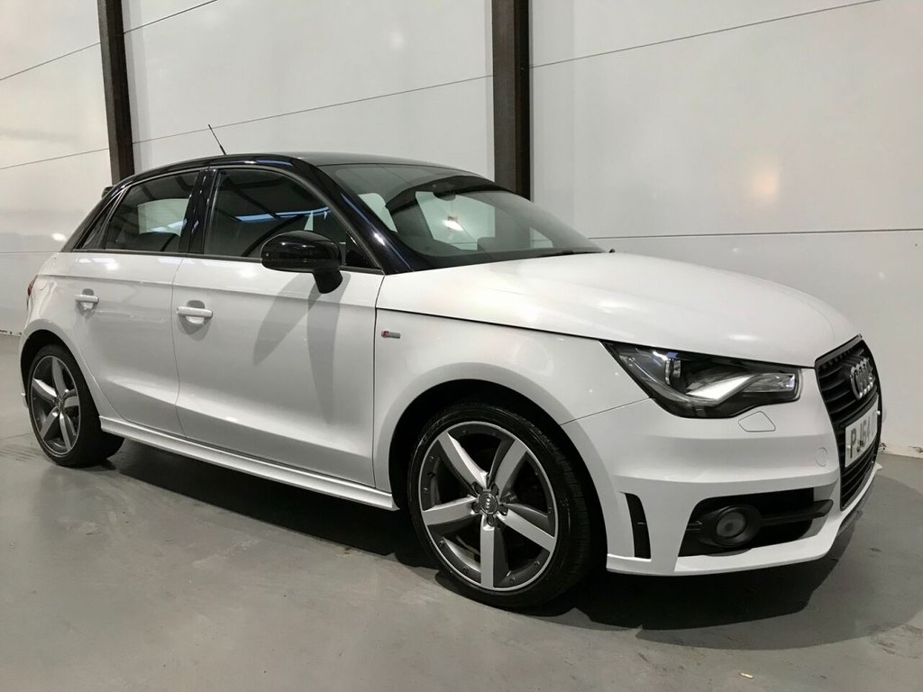 USED 2014 64 AUDI A1 1.4 SPORTBACK TFSI S LINE STYLE EDITION 5d 121 BHP STUNNING SPEC |SPECIAL EDITION