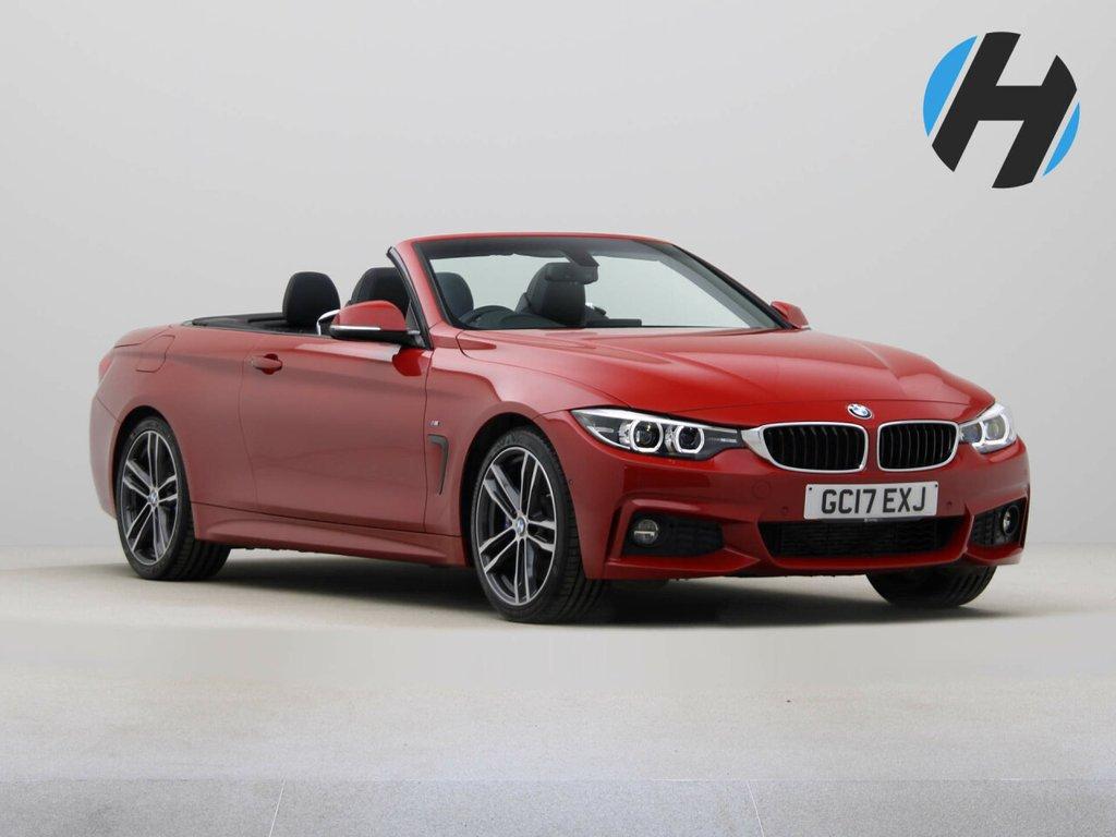 USED 2017 17 BMW 4 SERIES 3.0 430D M SPORT