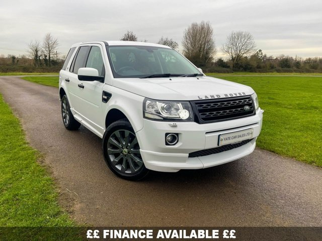 2014 14 LAND ROVER FREELANDER 2 2.2 SD4 DYNAMIC 5d 190 BHP (FREE 2 YEAR WARRANTY)