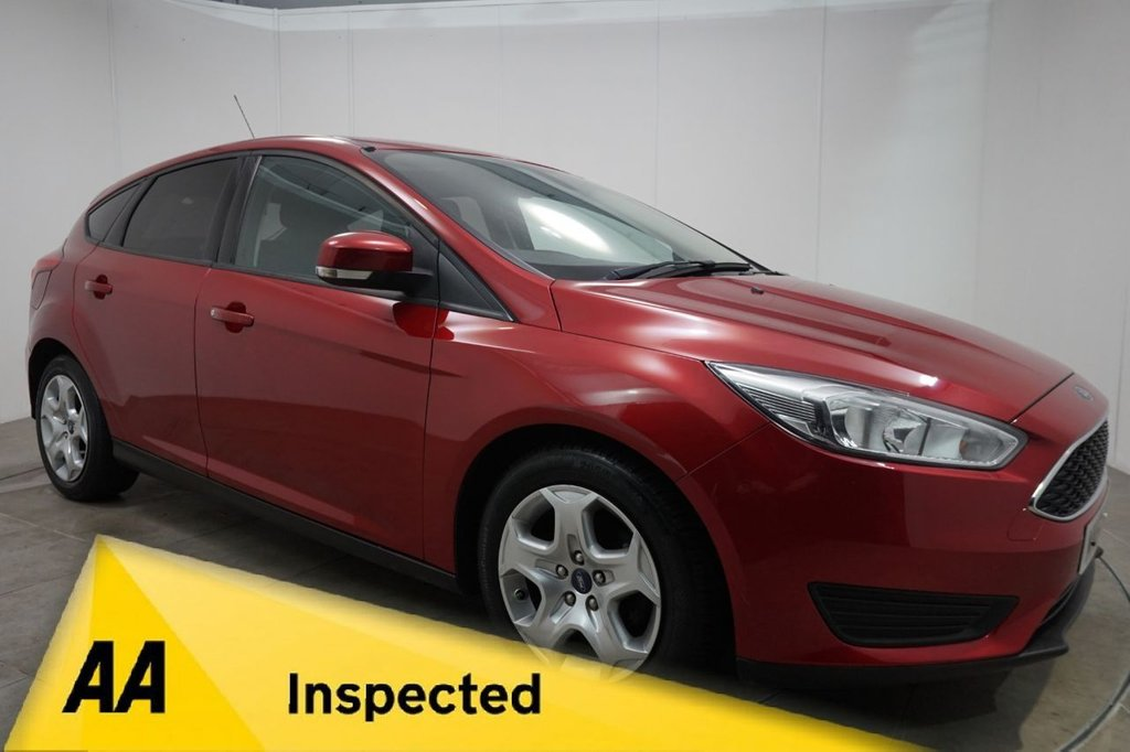 USED 2015 64 FORD FOCUS 1.5 STYLE TDCI 5d 94 BHP