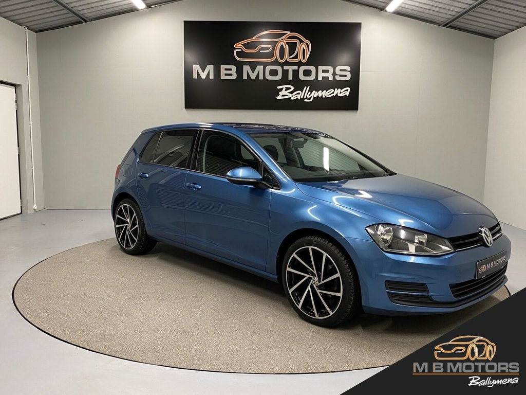USED 2013 VOLKSWAGEN GOLF S 1.6TDI BLUEMOTION TECHNOLOGY 5d 103 BHP