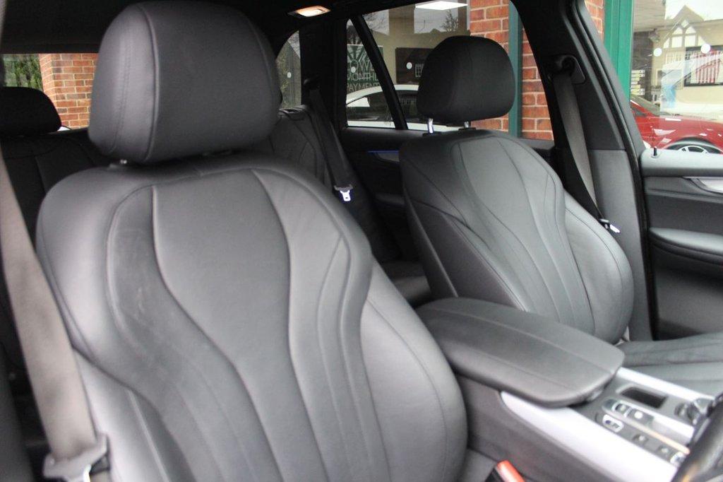 USED 2016 66 BMW X5 2.0 XDRIVE40E M SPORT 5d 242 BHP