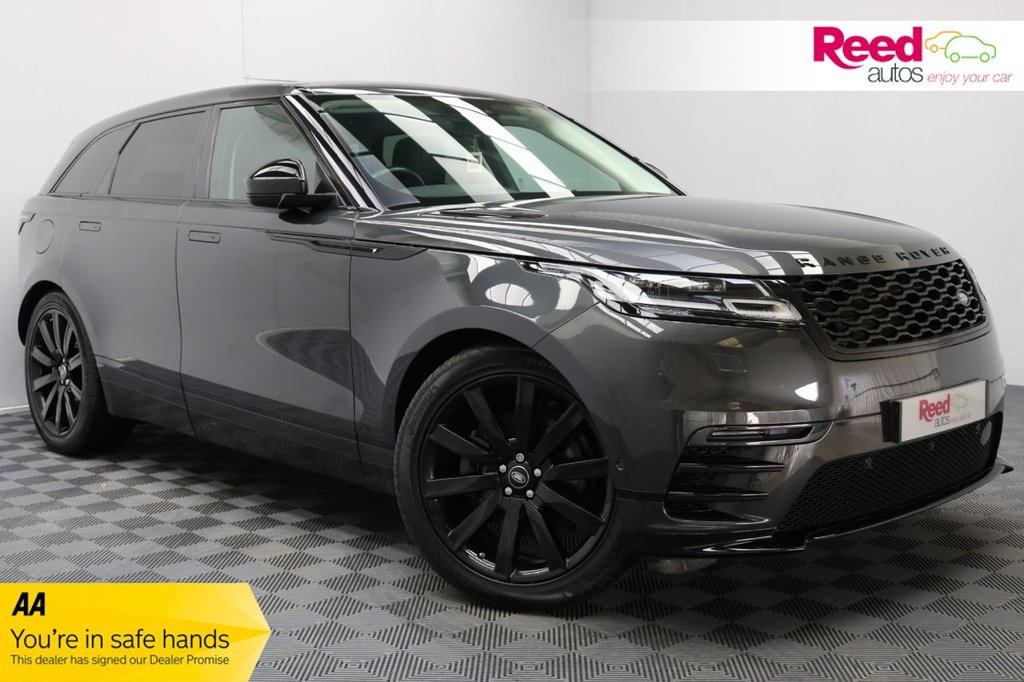 USED 2018 67 LAND ROVER RANGE ROVER VELAR 3.0 R-DYNAMIC HSE 5d 296 BHP 1 OWNER+21''ALLOYS+LEATHER+NAV+SUNROOF+MASSAGE HEAT&COOL SEATS+DAB
