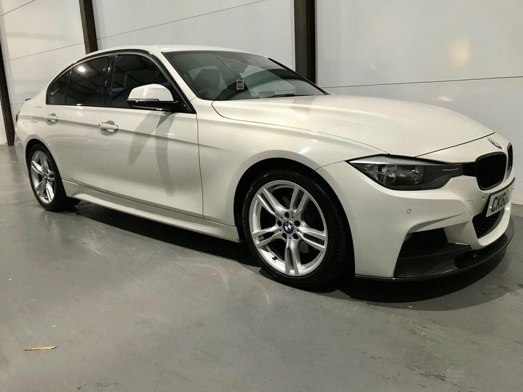 USED 2013 62 BMW 3 SERIES 3.0 330D M SPORT 4d 255 BHP Sat Nav, Auto, 330d M Sport
