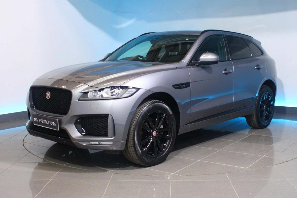 USED 2019 69 JAGUAR F-PACE 2.0d Chequered Flag Auto AWD (s/s) 5dr MERIDIAN SOUND SYSTEM- NAV PRO