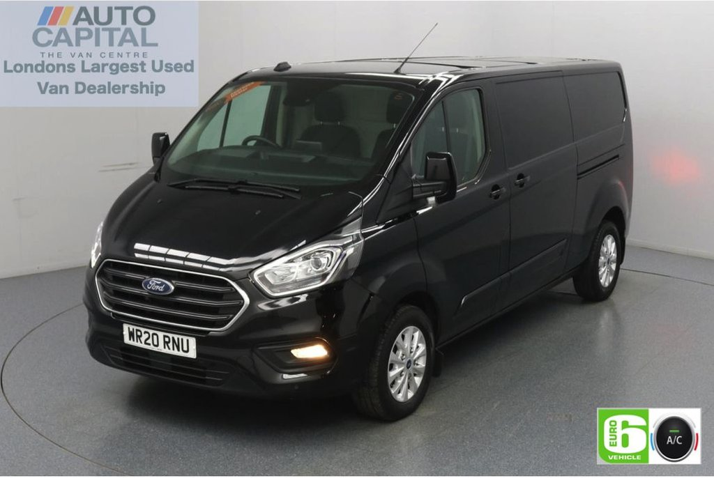 USED 2020 20 FORD TRANSIT CUSTOM 2.0 300 Limited EcoBlue 130 BHP L2 H1 Euro 6 Low Emission Reversing Camera | Rear tow fitted | Eco Mode | Auto Start-Stop | Front and rear parking distance sensors