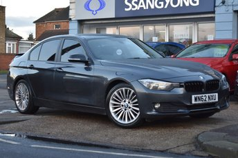 2012 BMW 3 SERIES 2.0 320D EFFICIENTDYNAMICS 4d 161 BHP £6999.00