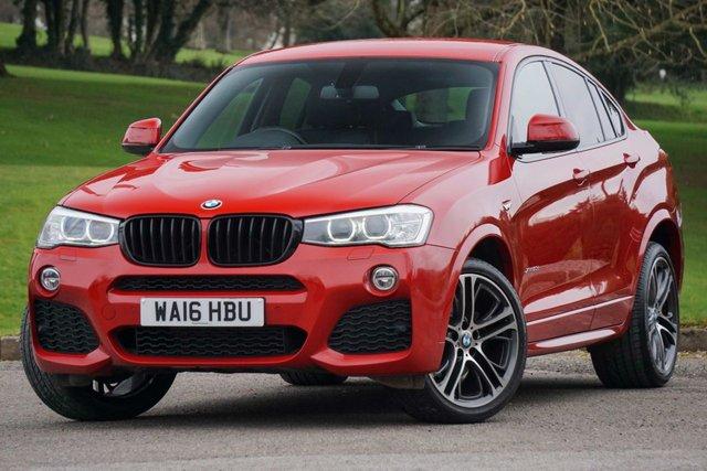 BMW X4 at Tim Hayward Car Sales