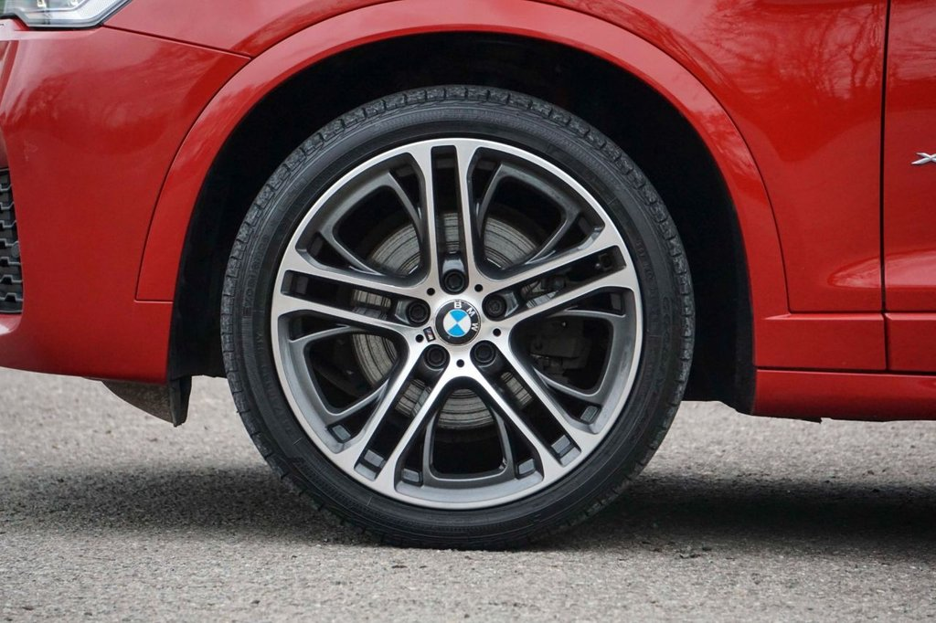 USED 2016 16 BMW X4 2.0 XDRIVE20D M SPORT 4d 188 BHP