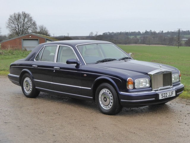 View our ROLLS ROYCE SILVER SERAPH
